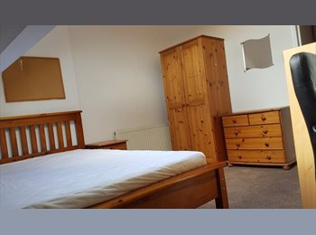 EasyRoommate UK - two double rooms at £300 & £325 p/m all bills inclusive in crooks s10 available from Now - Crookes, Sheffield - £300 pcm