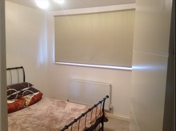 EasyRoommate UK - A DOUBLE ROOM TO RENT FOR A MALE - Dagenham, London - £500 pcm