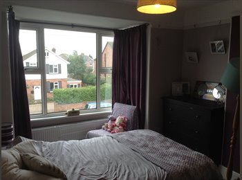 EasyRoommate UK - Double room available in lovely 1920's house - St Thomas, Exeter - £370 pcm