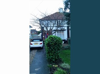 Large semi detached property for house share