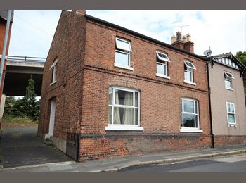 EasyRoommate UK - Shared student house close to Chester city centre - 2016/17 - Chester, Chester - £390 pcm