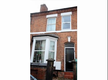 EasyRoommate UK - Spacious Student House Share - Central Chester, Chester - £381 pcm