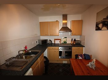 EasyRoommate UK - Town Centre Flat Share. 5 minute walk to the beach! - West Cliff, Bournemouth - £434 pcm