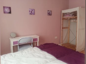 Spacious, clean double room