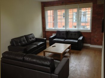 Double Room in 5 Bed Apartment