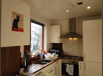 Spacious Double Room w/ Large Private Bathroom in Islington
