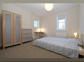EasyRoommate UK - 3 FULLY RENOVATED DOUBLE ROOMS FURN. All INCLUSIVE OF BILLS ,SHARE KITCHEN/BATH IN A NEW FLAT - Folkestone, Folkestone - £425 pcm