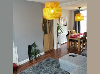 EasyRoommate UK - Great double bedroom available in Canton - Canton, Cardiff - £450 pcm