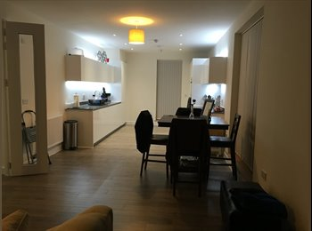 EasyRoommate UK - Room in new flat for rent - Trumpington, Cambridge - £550 pcm