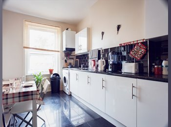 Amazing apartment with 3 rooms in Acton,west London!