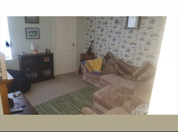 EasyRoommate UK - Double room close to mansfield town centre - Mansfield, Mansfield - £450 pcm
