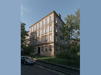 EasyRoommate UK - West End Flat  - Hillhead, Glasgow - £565 pcm