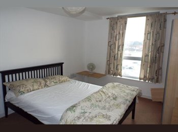 DOUBLE ROOM FLAT SHARE