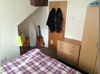 Double Attic Room - 159 Charlotte Road, Sheffield