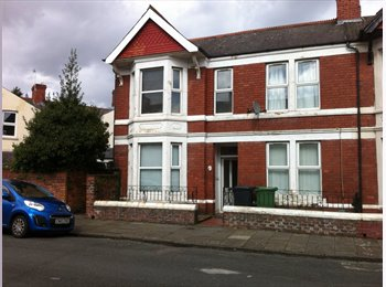 EasyRoommate UK - ****CALLING ALL ERASMUS STUDENTS**** - Cathays, Cardiff - £400 pcm