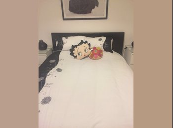 EasyRoommate UK - Bright, clean, modern room in a private estate.  - Edinburgh Centre, Edinburgh - £600 pcm