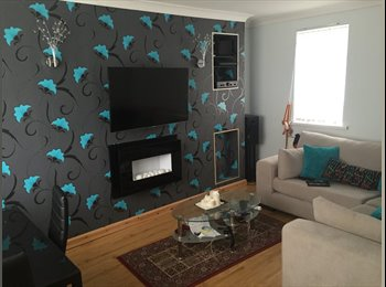 EasyRoommate UK - Double Room in Smart Modern House - Ely, Cardiff - £375 pcm
