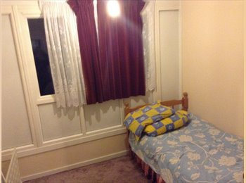 A lovely double room available with a fantastic couple