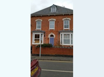 EasyRoommate UK - Double Furnished Room Worcester City Centre - Whittington, Worcester - £400 pcm