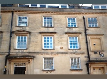 EasyRoommate UK - Ground-floor Flat in Bath - Bathford, Bath and NE Somerset - £695 pcm