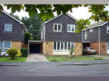 EasyRoommate UK - House Share in Camberley - Camberley, North Surrey - £500 pcm