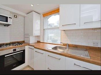 Short stay - double ensuite room in West Kensington