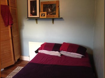 EasyRoommate UK - COMFIE DOUBLE ROOM IN COSY HOUSE IN BEDMINSTER - Bedminster, Bristol - £400 pcm