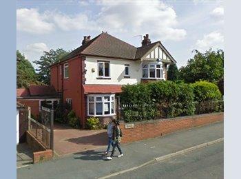 EasyRoommate UK - ***Edgbaston Houseshare - Great Size Double!*** - Edgbaston, Birmingham - £425 pcm