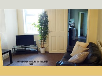 ***Awesome Double in 4 bed house - Edbgaston***