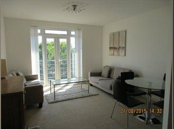 EasyRoommate UK - Apartment in Egham - Egham, North Surrey - £1,395 pcm