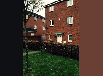 EasyRoommate UK - Large Double En Suite Room in Filton Available Now! - Filton, Bristol - £385 pcm