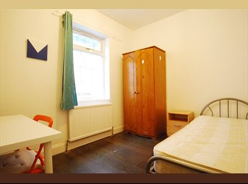 Nice Single Room in Wembley, House with Garden