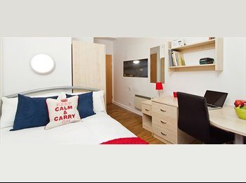 EasyRoommate UK - En-suite bedroom available in flat share *Summer* All bills incl. - Edinburgh Centre, Edinburgh - £535 pcm