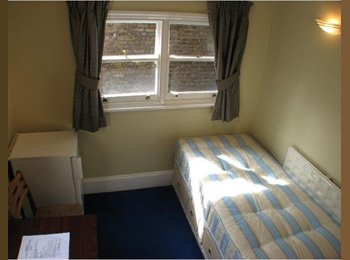 Single En Suite Room Close To Central London