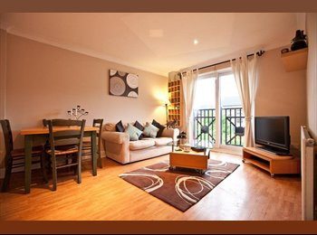 DOUBLE ROOM IN CANARY WHARF< ISLE OF DOGS