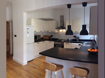 Double Room in Friendly House Share by Sefton Park