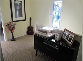 EasyRoommate UK - Double room to let in lovely three bed house share - Hounslow, London - £600 pcm