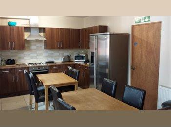 EasyRoommate UK - 1 bedroom with en-suite, all bills included, high standard! - Norfolk Park, Sheffield - £430 pcm