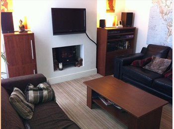 EasyRoommate UK - Double room in quiet leafy street in vibrant suburb... - King's Heath, Birmingham - £340 pcm