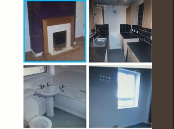 one double room £75 per week. no bills, 5 min walk hanley...