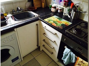 EasyRoommate UK - Nice double room availible in Greenwich, South East London - Greenwich, London - £150 pcm