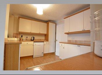 EasyRoommate UK - Large Double Room in Shared House in Tilgate - Tilgate, Crawley - £550 pcm
