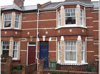 EasyRoommate UK - Room in comfy shared house till July - Exeter, Exeter - £356 pcm