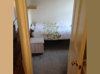 EasyRoommate UK - single room - (mon-Fri, but flexible) Alexandra Palace - Alexandra Palace, London - £140 pcm