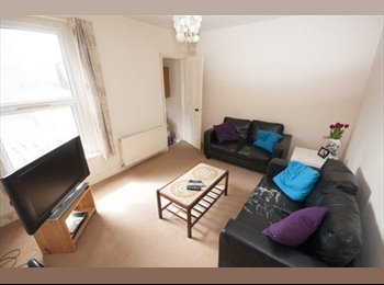 EasyRoommate UK - 1 Double Bedroom available for rent | Student House | Non-Students Welcome - Southampton, Southampton - £325 pcm