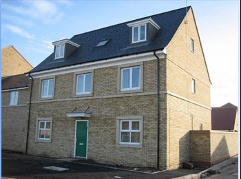 EasyRoommate UK - Modern Double nr Science Park - Cambride (North), Cambridge - £540 pcm