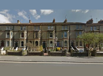 EasyRoommate UK - Lrg Double Unfurnished Room in Student House-£115 - Brighton, Brighton and Hove - £499 pcm