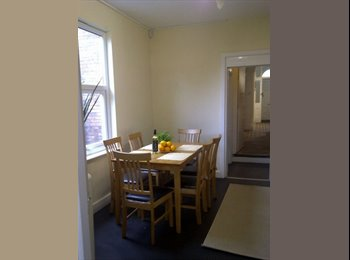 EasyRoommate UK - 1 rooms available (Students)CLOSE TO CITY CENTRE, UNI AND HOSPITAL - Derby, Derby - £366 pcm