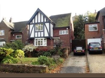 Housemate wanted for detached house in Sherwood