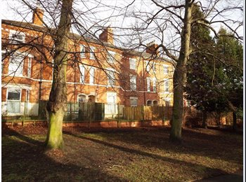 EasyRoommate UK - A well presented and spacious six bedroom property - £80pppw - Nottingham, Nottingham - £350 pcm